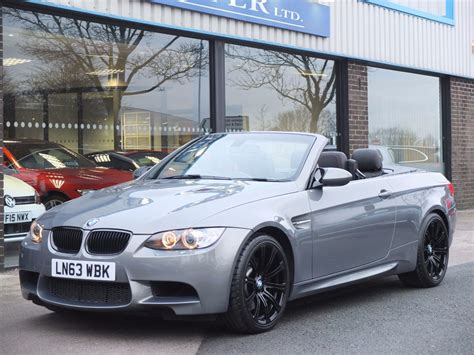 used bmw m3 convertible used bmw m3 m3 convertible 500 limited edition dct for