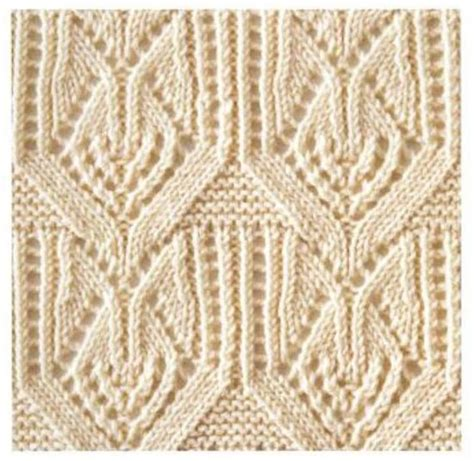 Japanese Pattern Knitting | japanese lace knitting pattern knitting kingdom
