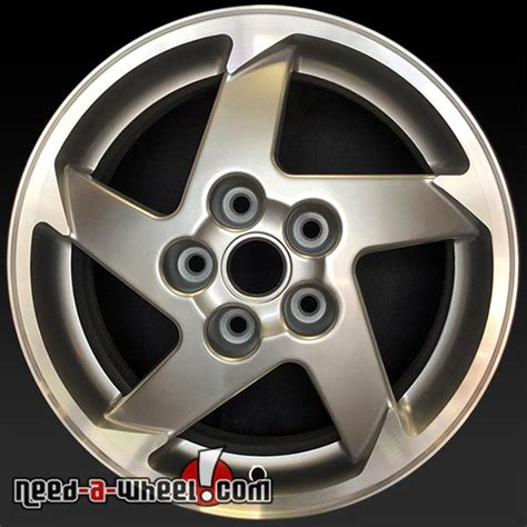 2006 pontiac grand prix rims 16 quot pontiac grand prix wheels oem 2004 06 silver rims 6563