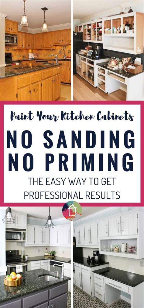 how to paint kitchen cabinets white without sanding best 25 laminate cabinet makeover ideas on pinterest