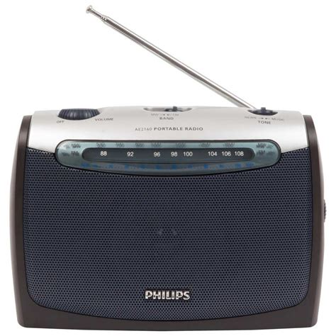 Radio Fm Philips Radio Fm philips am fm portable radio big w