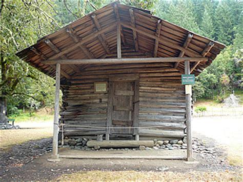 Zane Grey Cabin Rogue River by Rogue River History