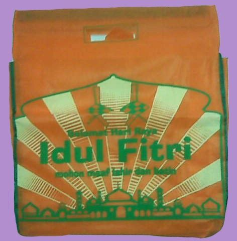 Goodie Bag Kartun tas souvenir ulang tahun anak tas spunbond kartun goodie