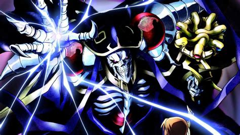 overlord anime wallpaper android overlord wallpapers wallpaper studio 10 tens of
