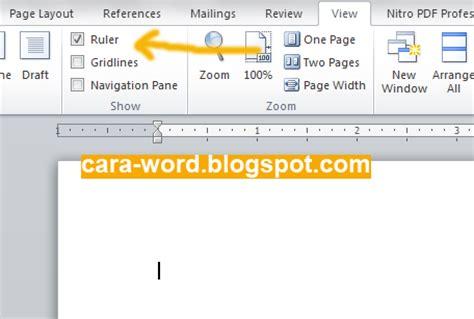 cara membuat daftar isi dan halaman di word 2010 cara membuat daftar isi di word otomatis cara word
