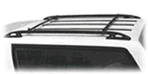 Permanent Roof Rack by Roof Rack Thule Yakima Car Top Luggage Racks