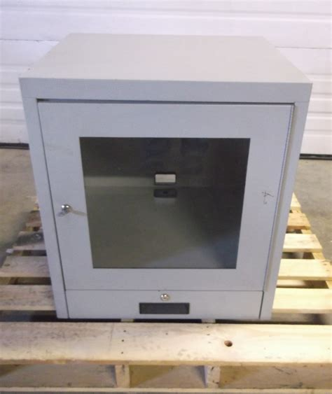 Secure Countertop To Cabinet by Counter Top Security Computer Cabinet Industrial Pc