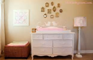 Changing Table Nursery Nursery Ideas For Above Changing Table Baby Room Ideas