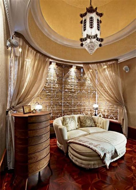 arabic decor motifs in modern interior design luxurious