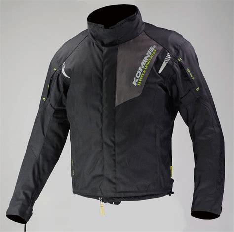 winter motorcycle jacket komine jk 581 protect short winter jacket agata 07 581
