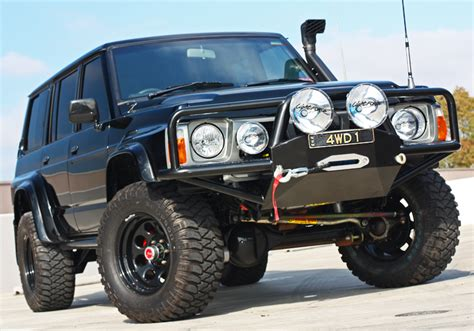 nissan safari lifted nissan patrol 4wd1