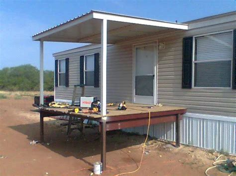 mobile home carports awnings mobile home carport awnings 28 images front and back