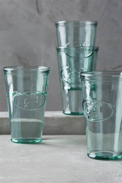 Glass Sets Stillwater Glass Set Anthropologie