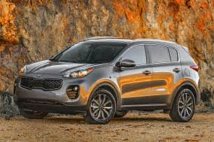 Kia Crossovers 2017 Kia Sportage Crossover Wallpaper Hd Car Wallpapers