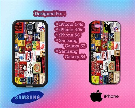 Casing Iphone 7 Plus Broadway Musical Collage Custom broadway musical collage 2 for iphone 4 4s iphone 5 5s 5c an