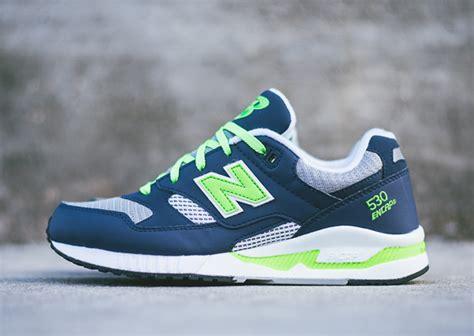 New Balance 574 Navy Not Adidas Nike Asics Vans Converse Macbeth new balance 530 quot 90 s running collection quot neon navy sneakernews