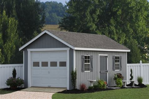 wood garage kits lowes menards 30x40 car home depot best