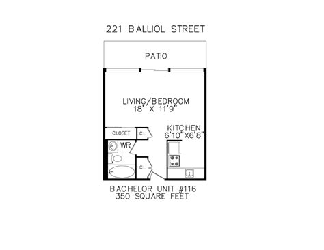 350 sq ft 28 350 sq ft floor plan tiny home floor plans 350