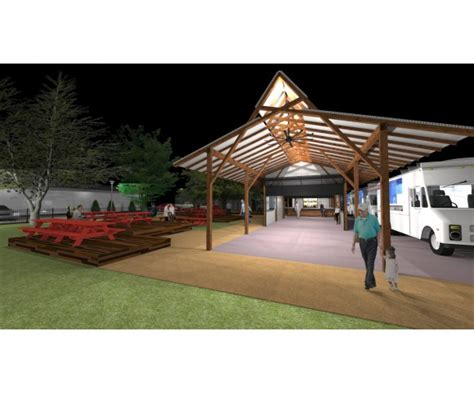 food truck park design food park design images