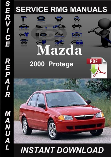 service manual free car manuals to download 2000 mazda protege electronic valve timing mazda