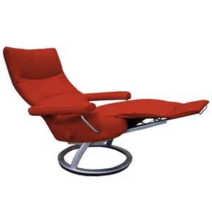 new jessye reclining chair from lafer ergonomic leather