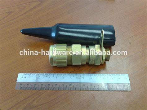 Cable Gland Explosion Proof Cmp M25 Brass Nickle Plated exp type brass explosive proof cable gland m20s m20 m25 for armoured cable buy hawke