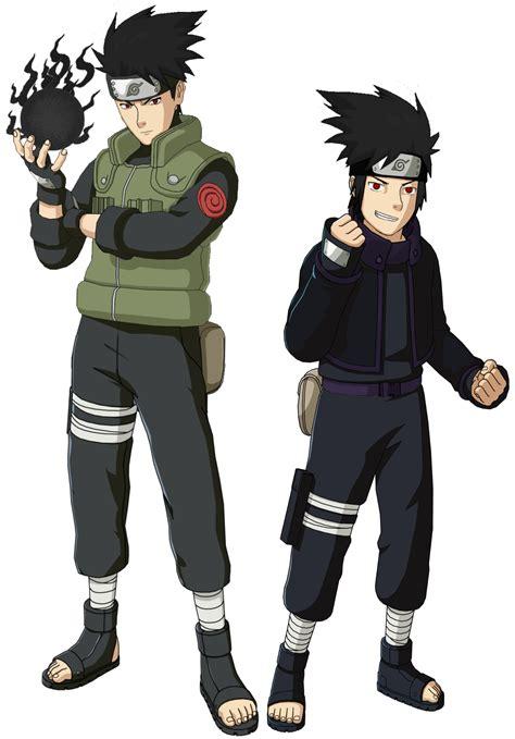 Anime Jaket Style Black Mintao Namikaze Hokage 4 user leehatake93 brawl legends revival jutsu list
