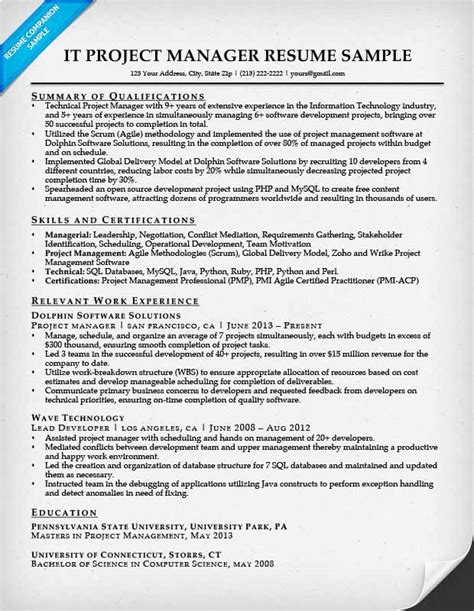 sales executive resume sample word examples templates free format