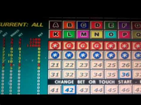 keno pattern finder multi card keno jackpot winner hit sands casino 960 00