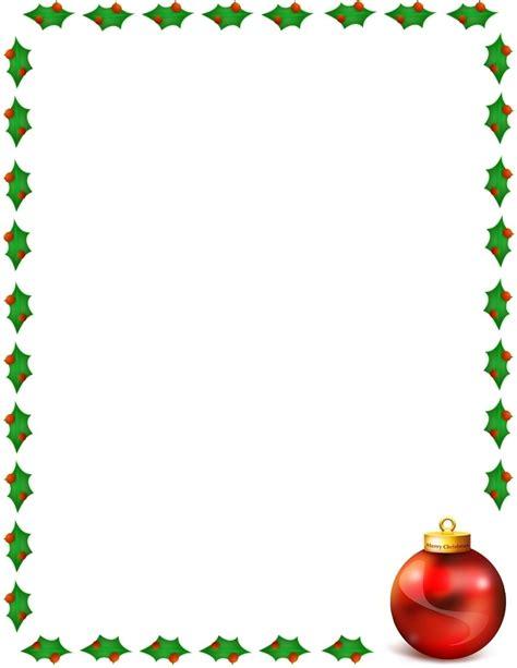 Christmas clip art border royalty free stock vector art illustration