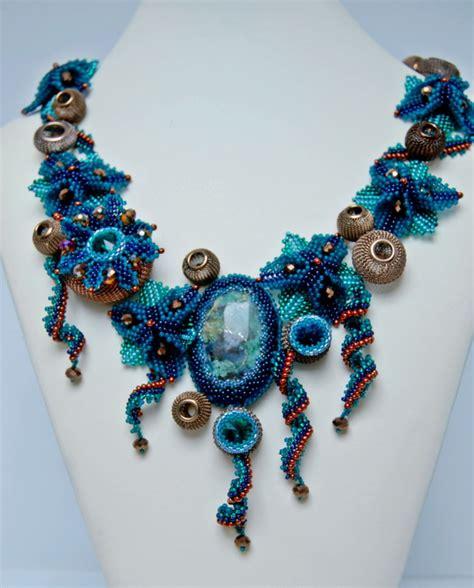 bead websites beautiful beaded jewelry by nadya gerber magic