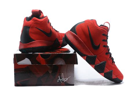cheap sneakers for 2018 discount nike kyrie 4 black sneakers for sale