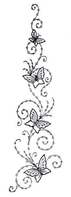 picking pattern when you say nothing at all 25 best butterfly stencil ideas on pinterest