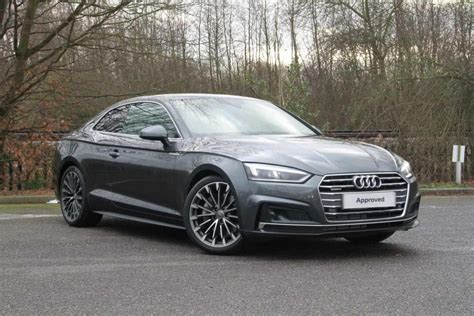 Audi S Tronic by Used 2016 Audi A5 2 0 Tfsi 252 Quattro S Line 2dr S Tronic