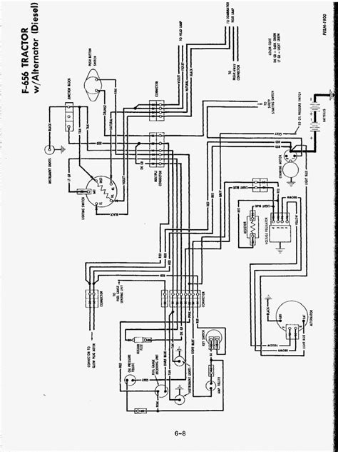 farmall 350 12v wiring diagram wiring diagram with