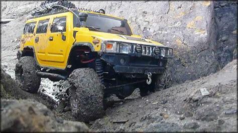 rc84films hummer h2 mud adventure