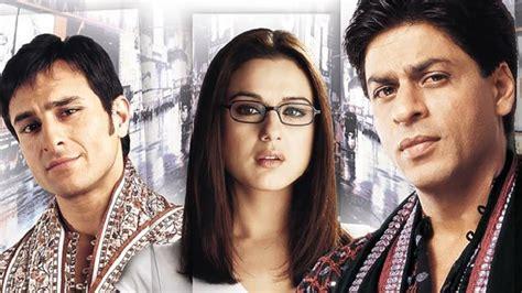 film india kal ho na ho love triangles in bollywood movies bookmyshow