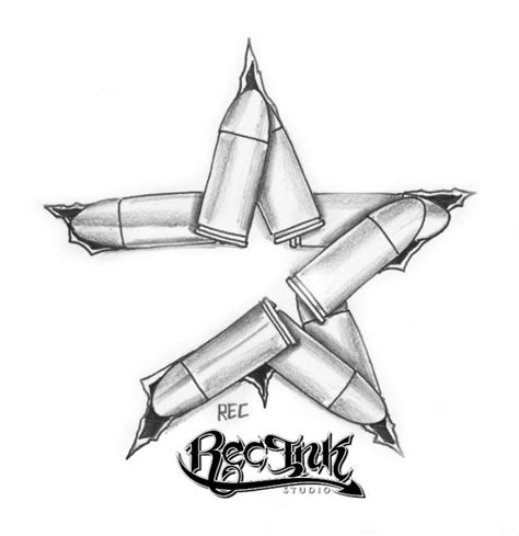bullet tattoo designs best 20 bullet ideas on