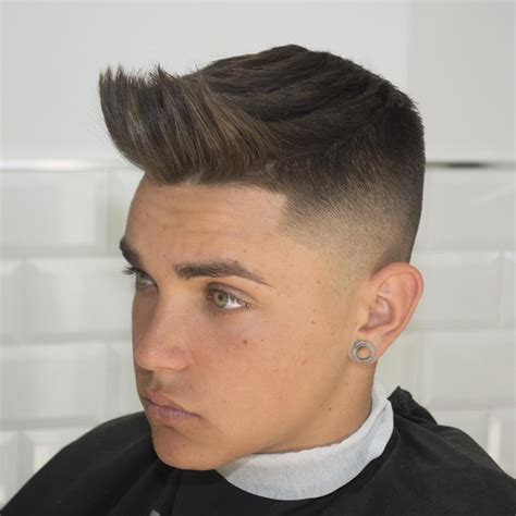 staight in front and spike in back hairstyle mens hairstyles 40 new hairstyles for men and boys atoz