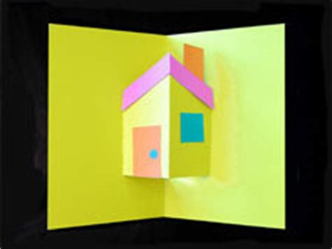 Welcome To Robertsabuda Com Pop Up House Card Template