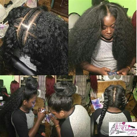 sew in bob marley hair in ta 175 best crochet braids images on pinterest natural hair