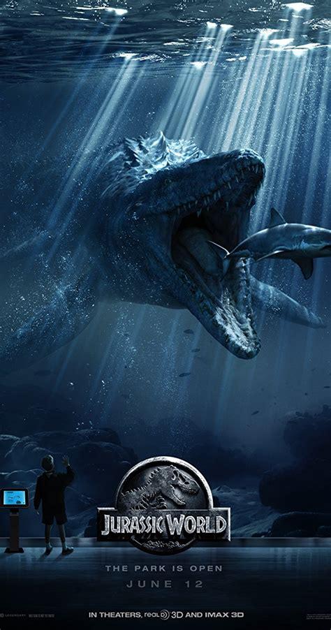 film jurassic world bagus jurassic world 2015 imdb