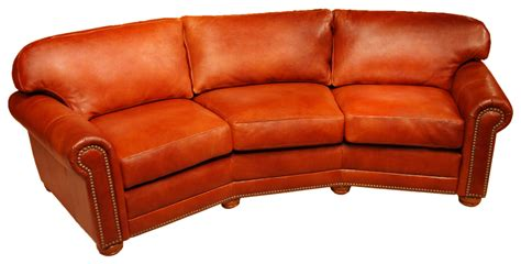 Leather Conversation Sofa Dominion 3 Seat Conversation Sofa Arizona Leather Interiors