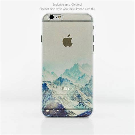 unique snow mountain iphone 6 6 plus 6s iphone 7 iphone 7 plus
