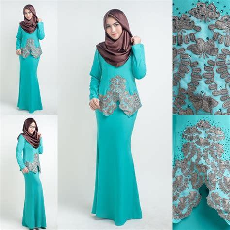 baju lace artis baju kurung moden lace lovelysuri sewing and needle