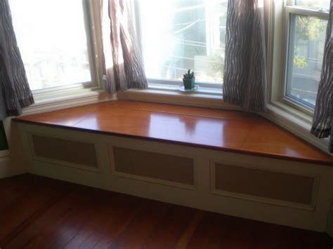 make window seat doors windows bay window storage seat for apartement