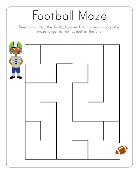 maze worksheet kid maze worksheets easy learning printable