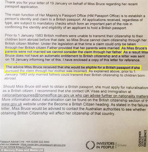 Support Letter Citizenship australia born in six month citizenship saga