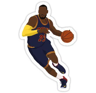 Lebron Stickers