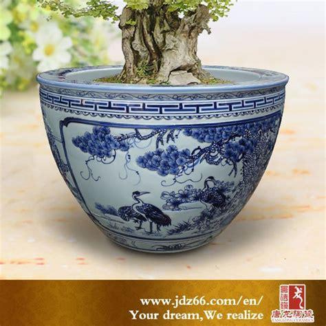 vasi bonsai cinesi e bianco stile eccellente qualit 224 dipinto a mano